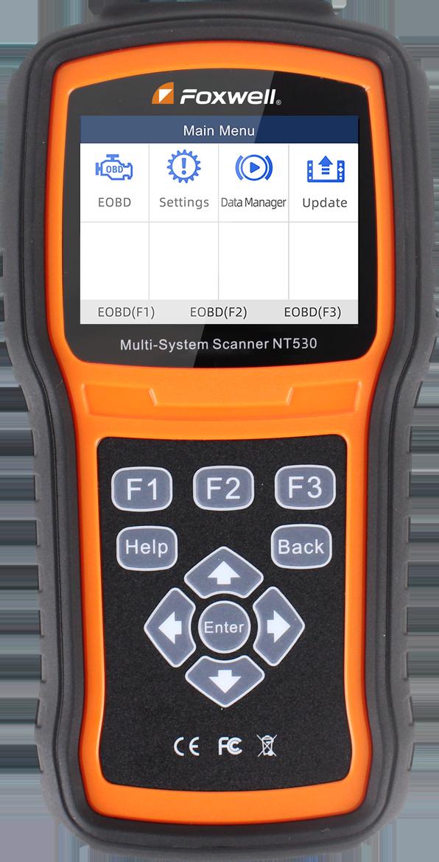 Foxwell NT530 GM