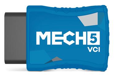 Mech5 VCI maand