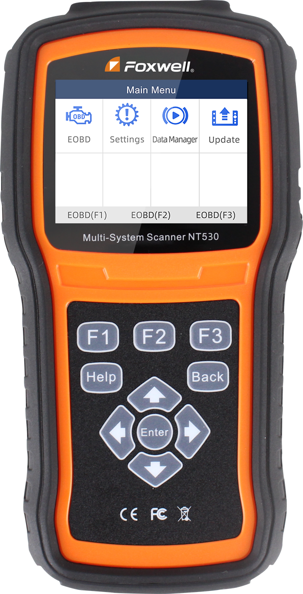 Foxwell NT530 Chrysler